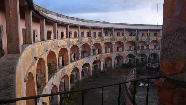 Isola di Ventotene - carcere