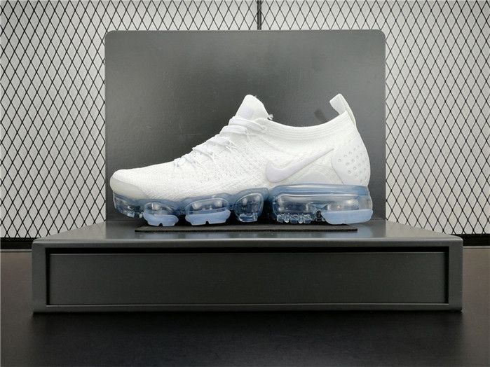 new arrival 043e8 7bff1 Nike Air VaporMax 2.0 Flyknit 942842-100 WMNS White