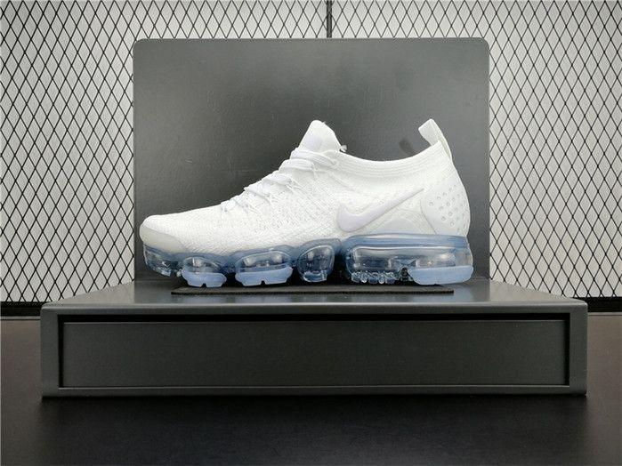 7ab39c068d19 Nike Air VaporMax 2.0 Flyknit 942842-100 WMNS White