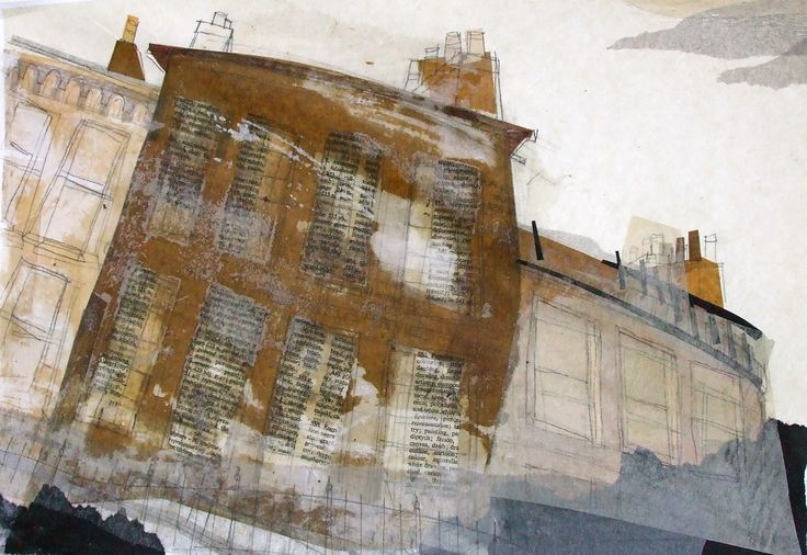 11 best lucy jones edinburgh artist collage monoprint for 13 regent terrace edinburgh