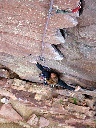 bastille crack eldorado canyon