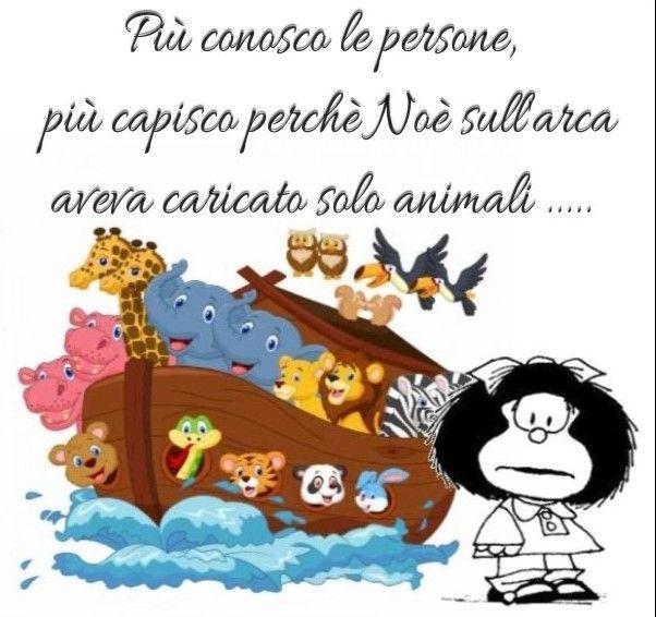 Mafalda! Mafalda...un po' di amore.