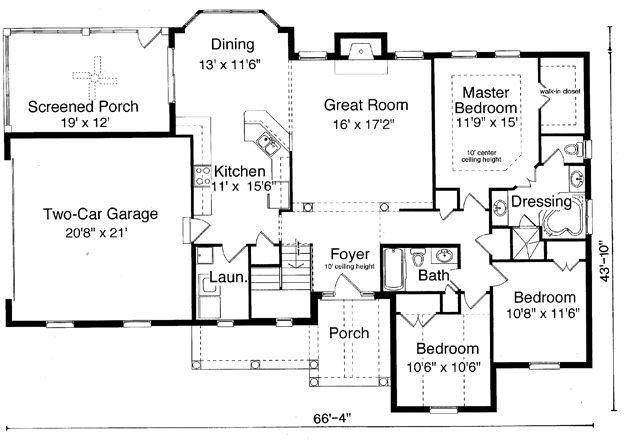 Favorite staircase laundry don 39 t enter house through for Bungalow basement floor plans