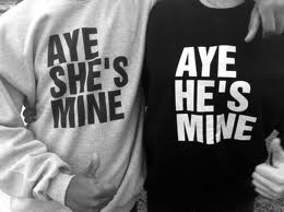 Cute couple t shirts