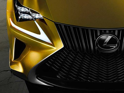 The Lexus LF-C2 Concept Convertible - lexus.com