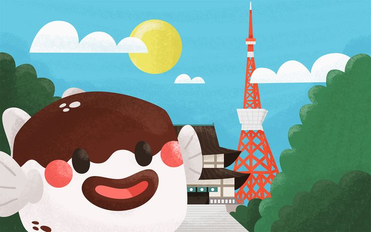 Send your stuffed animals on a tour of Japan!