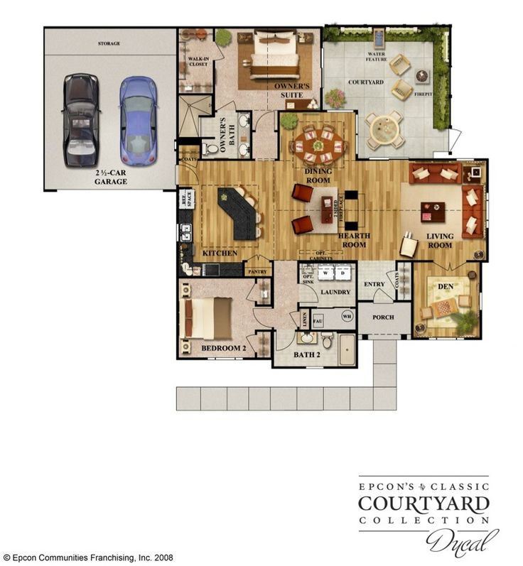 17 Best Images About Cornerstone Homes Floorplans On
