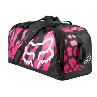 Fox 2015 Mx Podium Marz Black Pink Gear Bag