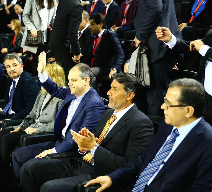 Judo Grand Prix Samsun 2015 görkemli bir açılışla başladı.