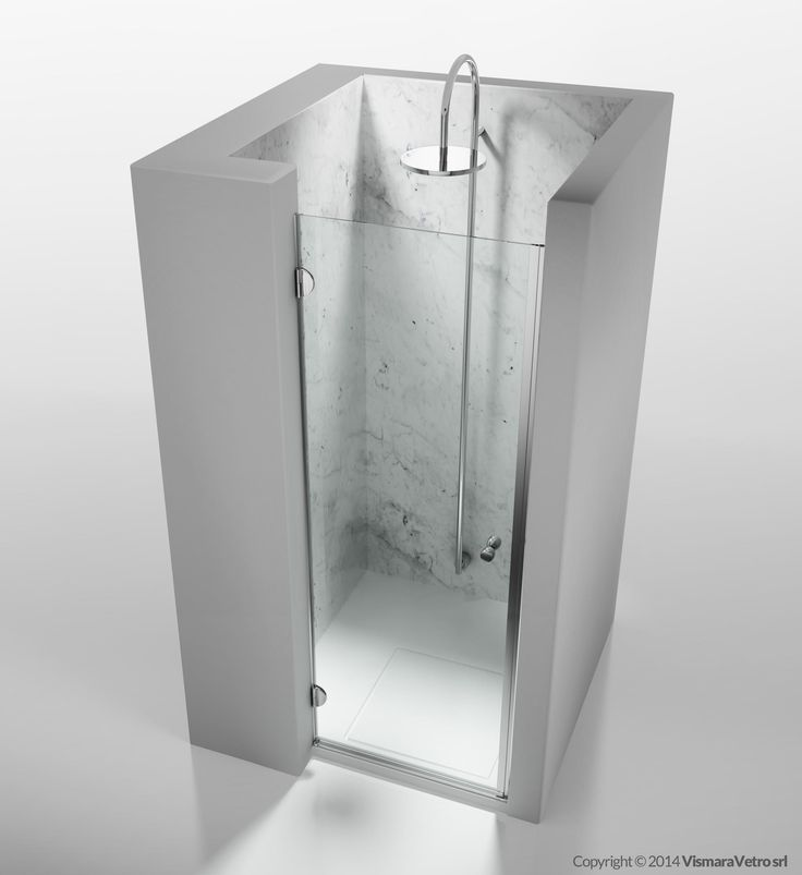 """Shower enclosures Sintesi 