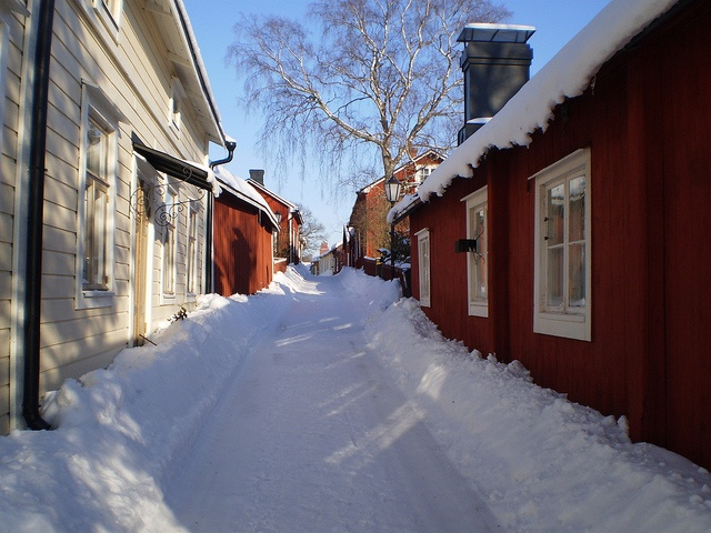 winter in the south of finland/Ekenäs by SIRHENRYB.is ****the dreamer****, via Flickr