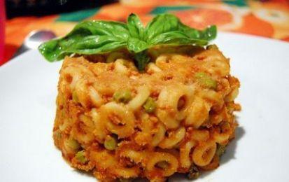 Anelletti al forno siciliani - Ecco per voi la ricetta originale degli anelletti al forno, un primo piatto tipico della tradizione della cucina siciliana che potete facilmente fare voi in casa.