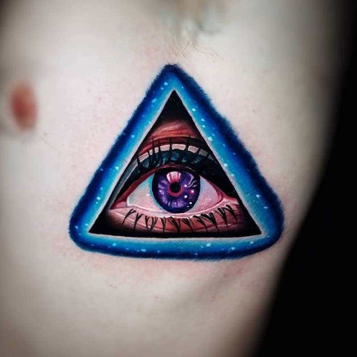40 Outstanding Eye Tattoos Plus the Meaning and Rich ...