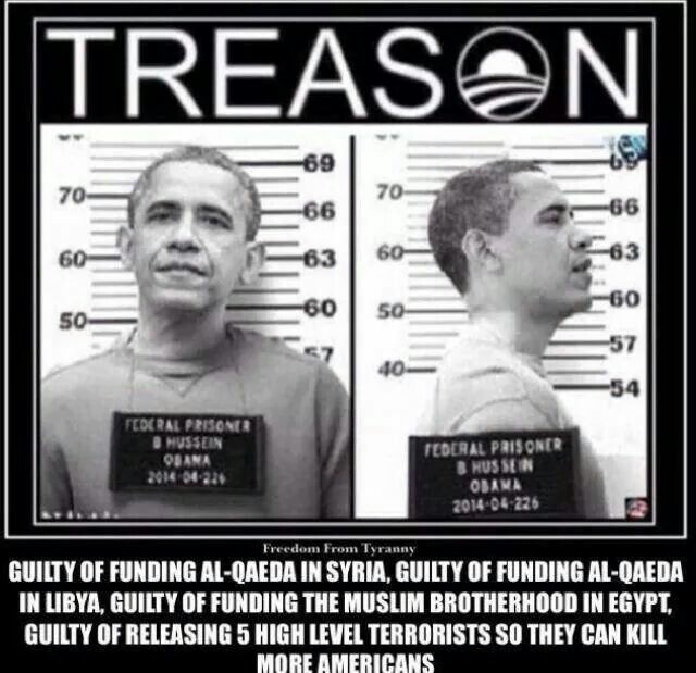 He should be locked up!  He is not an American president!