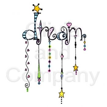 Dream Dangles .... Follow for more FREE 'too-neat-not-to-keep' literacy tools other fun teaching stuff :)