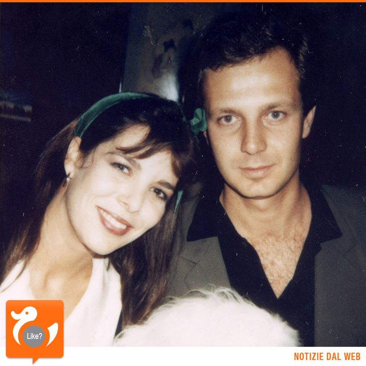 ACCADEVA OGGI  La principessa Carolina di Monaco, figlia dell'indimenticabile e bellissima Grace Kelly, si sposava con Stefano Casiraghi. Era il 29 dicembre 1983.