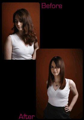 1000 Images About Yuko Hair Straightening On Pinterest