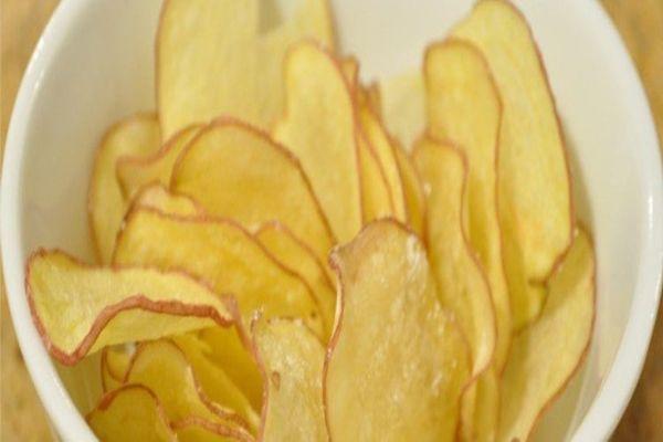 Chips a mikróban