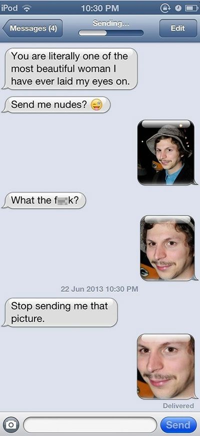 funny flirt text cera nudes