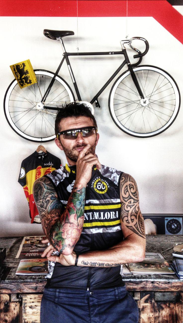 Abbigliamento Ciclismo Sessantallora: Limited Edition 2014.  Sessantallora Bike Clothing Limited Edition 2014. Made in Italy #bikeclothing #cycling #ciclismo