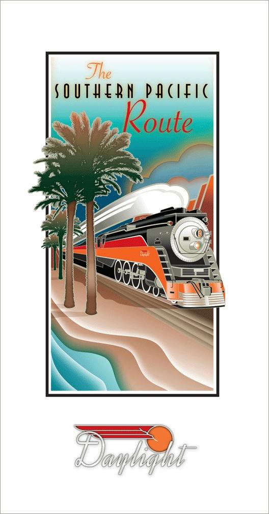 723 Best Vintage Railroad Travel Posters Images On