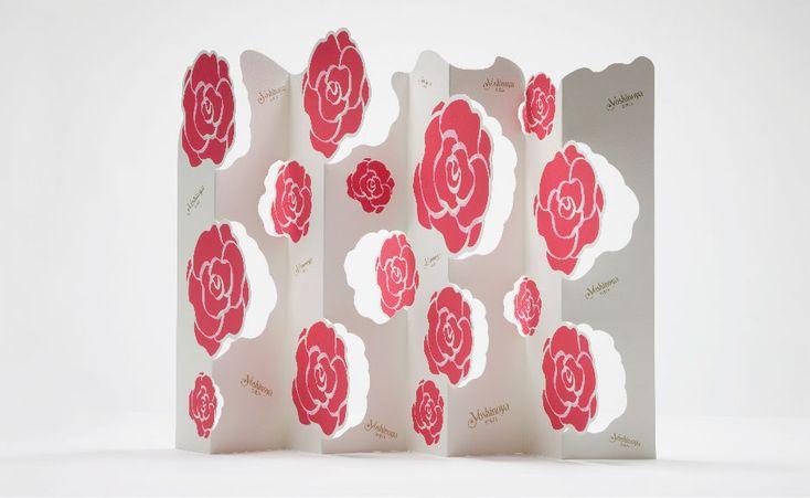 株式会社銀座ヨシノヤ POP(店頭販売促進物)企画、デザイン、制作、アートディレクション