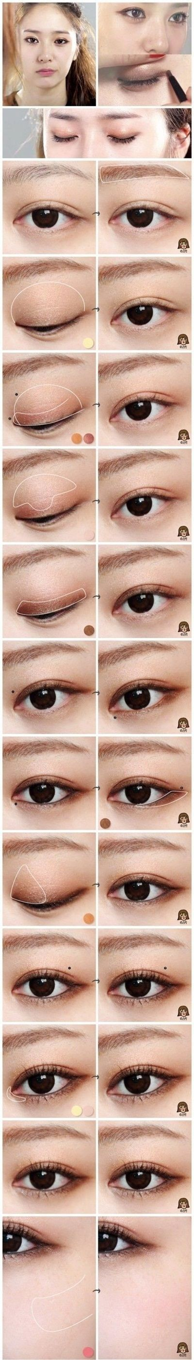 asian make up