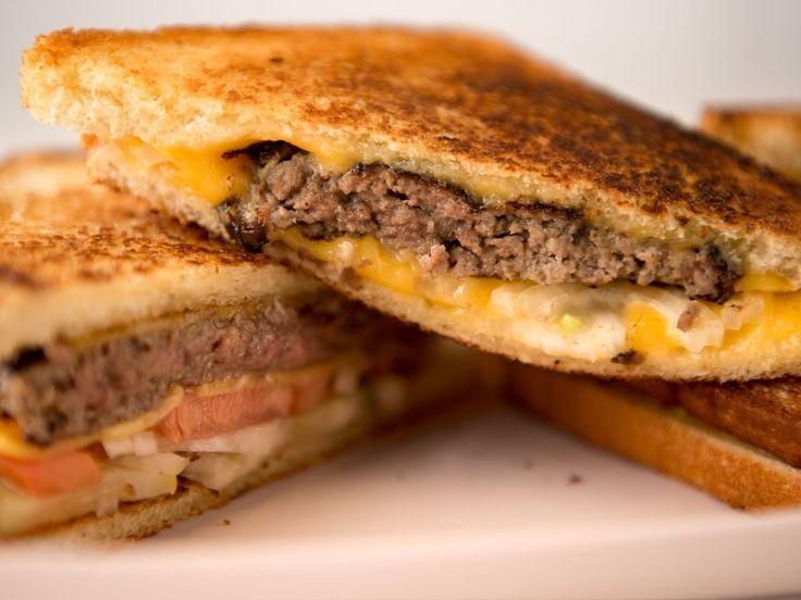 Katie Lee's Logan County Hamburgers recipe from Katie Lee via Food ...