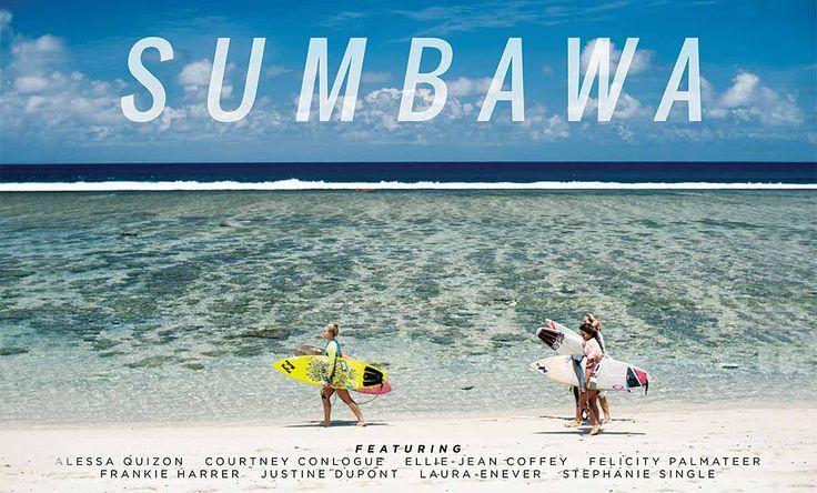 Billabong Womens Sumbawa Trip Lookbook