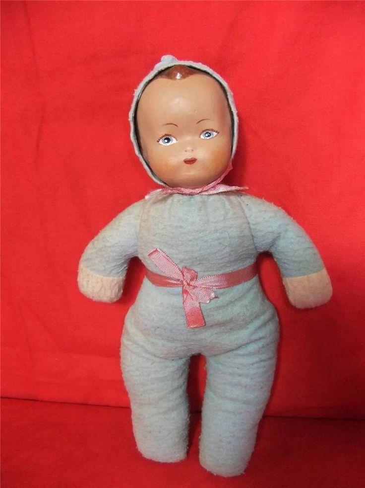 vintage baby doll soft body eBay