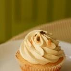 Delicios de vara :) Maracuja cupcake