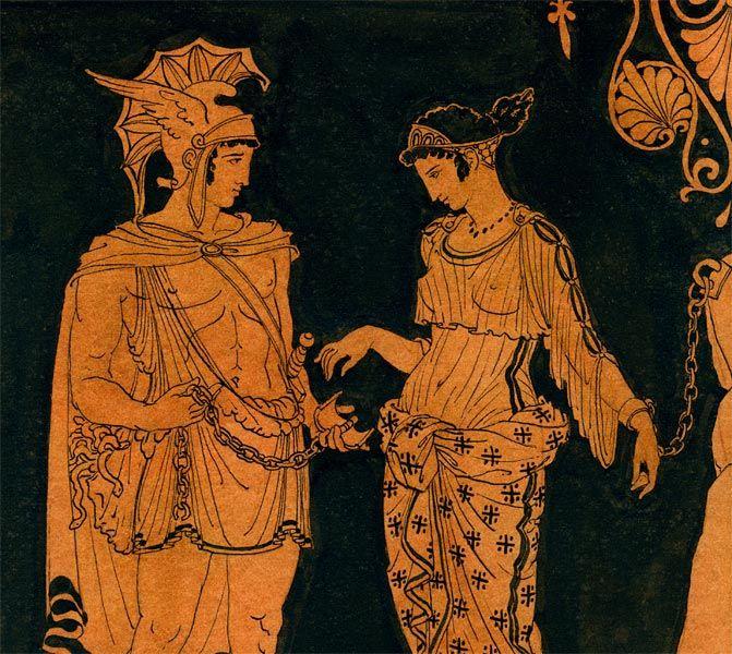 andromeda ancient greece - Google Search