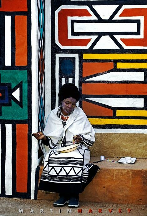 http://dirtbindesigns.blogspot.com Ndebele tribe