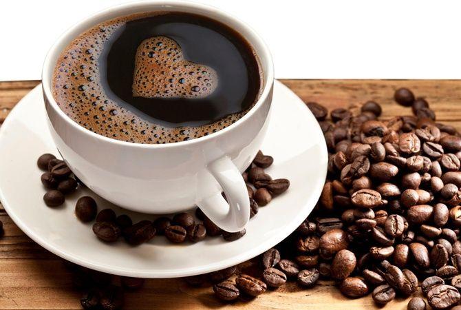 Черный кофе идеален при похудении