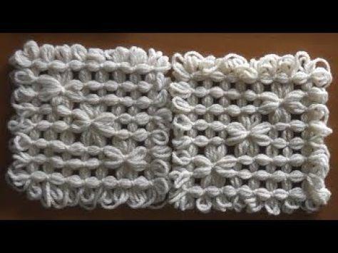 1 telaio di maria gio piastrella con fiori in diagonale 2° parte