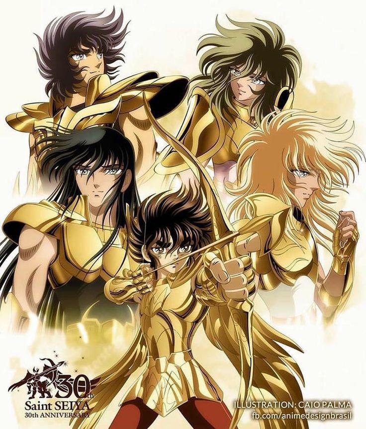 Saint Seiya Golden Saints