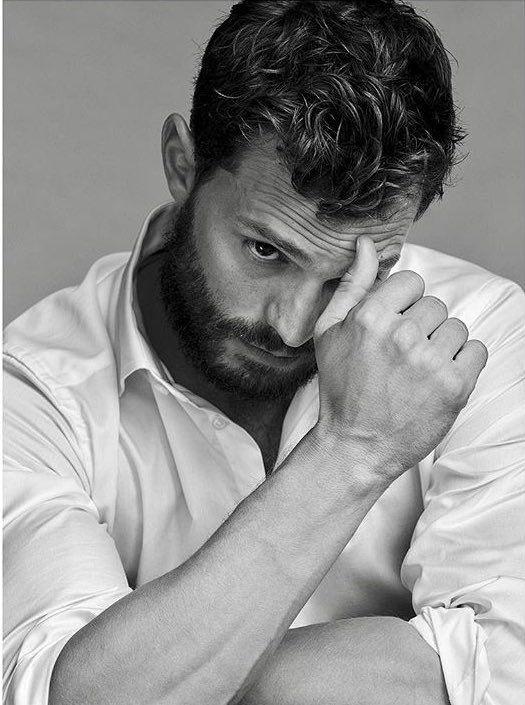 Jamie Dornan by Nino Munoz