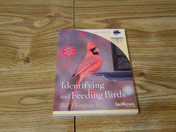 Peterson Field Guides/Bird Watcher's Digest Backyard Bird Guides: Identifying an
