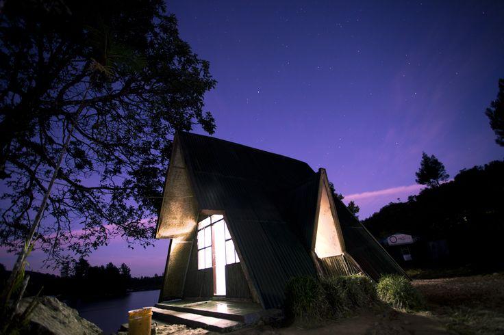 Purple night, Situ Patengan - Bandung