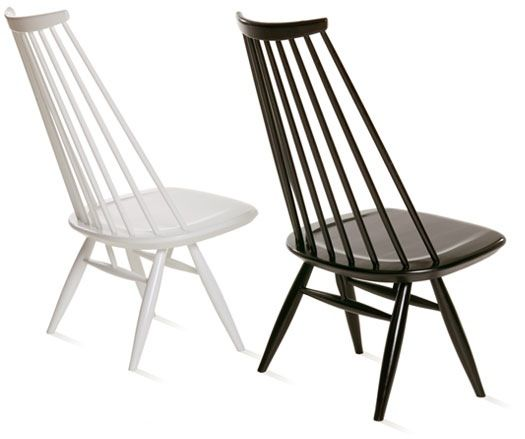 Mademoiselle Chairs designed by Ilmari Tapiovaara
