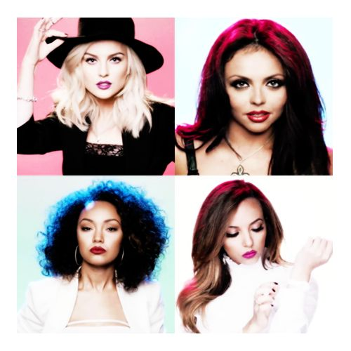 have you seen Little Mix's new music video for Move yet?? It's awesome!