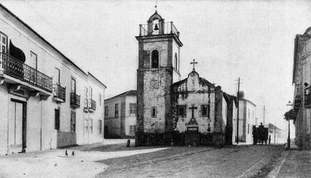 Paço do Lumiar, 1903