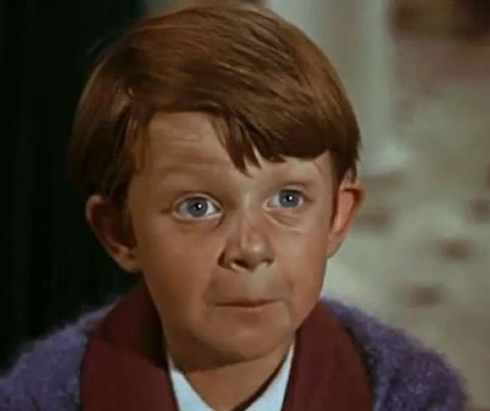 11) Matthew Garber - Matthew, known for his role in 'Mary Poppins', sadly passed away at the age of 21 in 1977 due to Haemorrhagic Necrotising Pancreatitis.