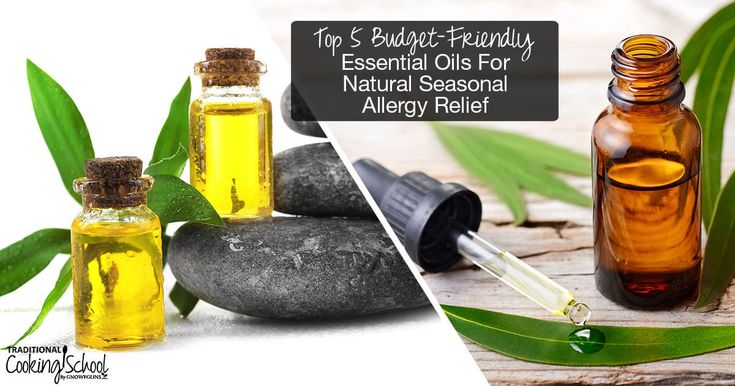 When you need fast relief from allergy symptoms, like that itchy throat, sneezing, and watery eyes, try a more holistic approach instead of an inexpensive and unnatural over-the-counter medicine. Here are 5 potent yet budget-friendly essential oils for natural seasonal allergy relief!