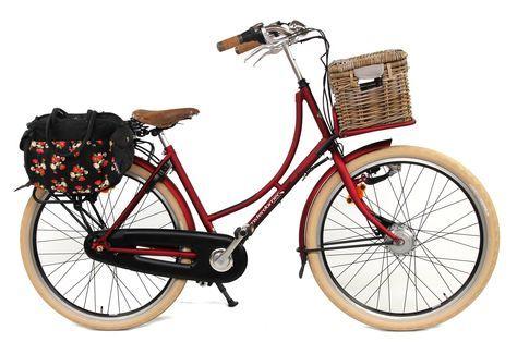 Vélo électrique Amsterdamer - 1881 Exclusive.