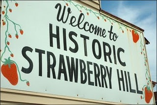 Collection of neat pictures from Strawberry Hill neighborhood.