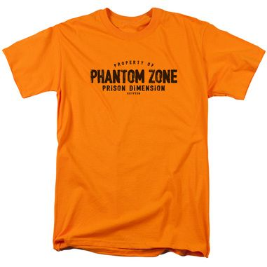 Property of Phantom Zone Prison Demension Krypton Shirt
