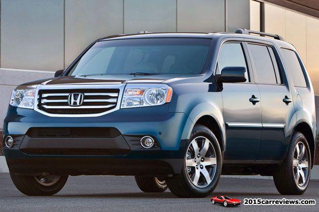 2014 Honda Pilot Engine and Design Review