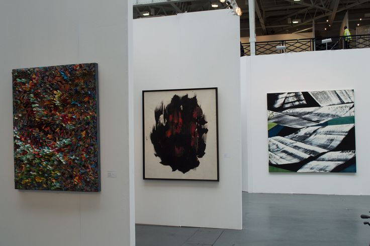 Art16 London, stand B9 Kalman Maklary Fine Arts