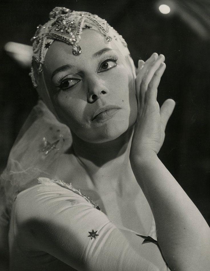 1962 Exquisite Ludmilla Tchérina Ballet Dancer Les Amants de Teruel Photograph